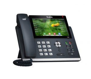 تلفن یالینک Yealink IPphone T48S