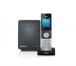 تلفن بیسیم یالینک Yealink W60p