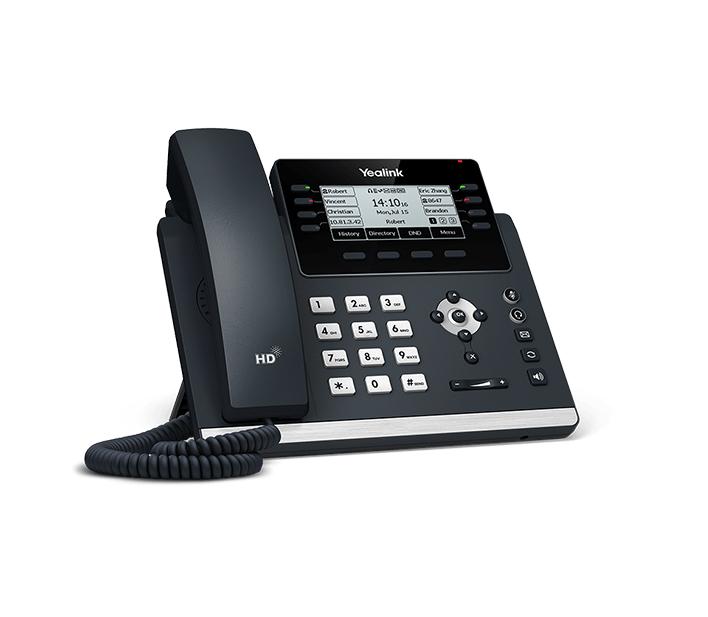 تلفن یالینک Yealink IPphone T43U