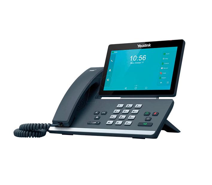 تلفن یالینک Yealink IPphone T58A Camera